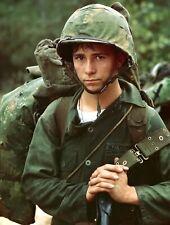 New listing Usmc Marine Us Vietnam Named Sateen Combat Fatigue Shirt 1965 Vtg Og-107 Rare