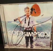 Cody Simpson 'Paradise' CD With Autograph