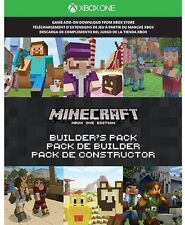 Minecraft Builder´s Pack Xbox ONE DLC Digital Global Cd Key Code