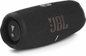 JBL Charge 5 Portable Bluetooth Speaker - Black - JBL-CHARGE-5-BLACK