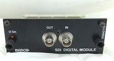 Barco SDI digital module R9840110 for SLM R12+ projector