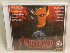 Witchboard The Possession VCD 2 CD Discs Rare Philips CD-i Video CD
