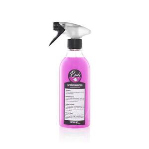 DETAILIFY Roady Sprühshampoo wasserlos Auto Wäsche Pflege Detailing Spray Glanz