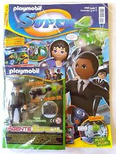 Agente Especial, (Revista nº 10 + Figura Exclusiva) Playmobil * Super 4