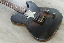 James Trussart Custom Lone Star Rust O Matic SteelCaster Electric Guitar w/ Case