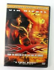 Xxx (Dvd, 2002, Full Screen Special Edition) Vin Diesel Sealed Brand New