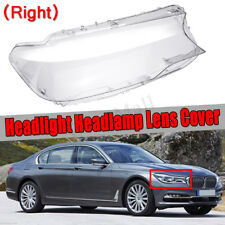 For 2017-18 G30 BMW 5 SERIES 530i 540i 550i RIGHT Headlight Headlamp Lens Cover