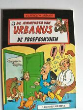 Urbanus nr 8  Uitgeverij Loempia