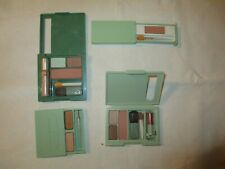 CLINIQUE Make Up lot of (4)! High Impact & Soft Pressed Eye Shadow, Palette, Lip