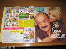 TV SORRISI E CANZONI=2001/3=MAURIZIO COSTANZO=MARIA DE FILIPPI=NATALIA ESTRADA=