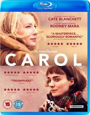 Carol 5055201831347 With Cate Blanchett Blu-ray Region B