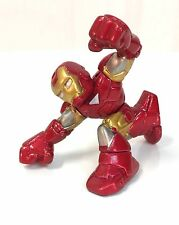 Marvel Super Hero Squad IRON MAN Mark VI Modern Armor Downward Punch     #065