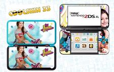 SOY LUNA - vinyl Skin Aufkleber für Nintendo NEW 2DS XL (C-Stick)- réf 208