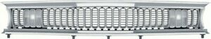 NEW 1971-72 Duster Sharks Tooth Grille Assembly