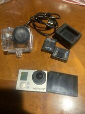 GoPro Hero 3 With Acessories For Parts Camera Not Working