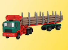 Kibri 12271 Man Court et Train en Bois Long, Kit de Montage, H0