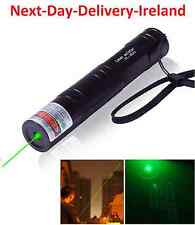 Powerful Strong Laser Pointer Green Beam -1mw 16340 Cat Dog Toy PowerPoint
