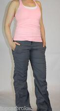 Lululemon Dance Studio Pant II Lined size 12 Tall Dark Slate NWT Dark Gray Pants