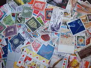 BRD 150 Verschiedene Briefmarken Gestempelt TOP!!! Super Preis!!!