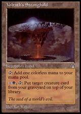 Stronghold Volrath's Stronghold x1 Moderate Play, Korean Magic Mtg M:tG