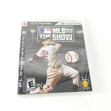 MLB 09 The Show Sony PlayStation 3 PS3 PS 3 2009 MLB CIB