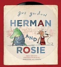 Herman and Rosie by Gus Gordon (2013, Picture Book)