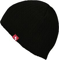 Trespass Stagger Mens Beanie Knitted Classic Black Casual Winter Hat
