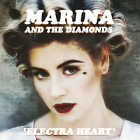"Marina and the Diamonds : Electra Heart Vinyl 12"" Album 2 discs (2015)"