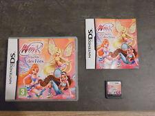 jeu nintendo DS: Winx club – La fête des fées – complet