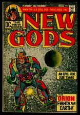 DC Comics The NEW GODS #1 Kirby Art FN 6.0