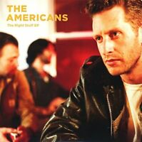 Americans - Right Stuff Ep [CD]
