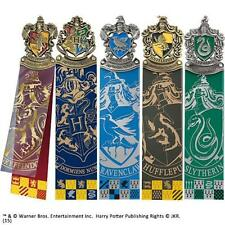 Harry potter-Hogwarts House Crest Bookmark game-new & official warner bros