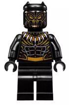 Lego Killmonger Mini Figure Genuine 76099 Avengers Infinity War Black Panther