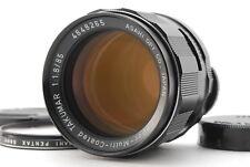 [N MINT] Pentax SMC Super-Multi-Coated Takumar 85mm F/1.8 Lens M42 From Japan