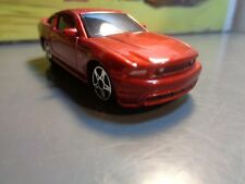 MAISTO 2010 FORD MUSTANG GT                          1:64 SCALE  5-12-15