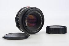 Minolta MD 50mm f/1.7 Standard Prime Lens with Both Caps V02
