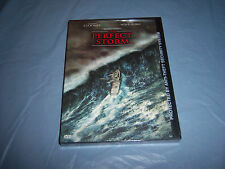 THE PERFECT STORM loaded DVD-commentaries special features-CLOONEY wahlberg-NEW
