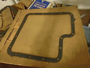 1966 67 68 69 70 71 72 73 1974  ford products c6  Transmission oil Pan Gasket