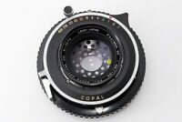 [Exc+5] Fuji Fujinon SF 180mm f/5.6 Lens w/Copal Shutter from Japan 549231