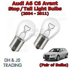 (04-11) Audi A6 C6 Avant Stop / Tail Light Bulbs Rear Brake Lights 382 12v 21w