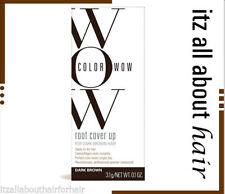 Dark Brown Unisex Hair Colouring