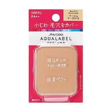 Shiseido Aqualabel Moist Powder Foundation Refill OC20