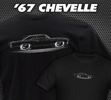 1967 Chevelle T-shirt 67 Chevrolet SS Chevy Super Sport Malibu