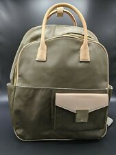 India Hicks Army Green, Canvas Jet Pack