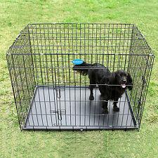 Gebrauchte Hundekäfig Hundebox Transportkäfig Drahtkäfig XL R183625B+PPD42H