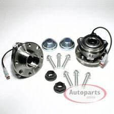 Opel Astra H - 2 Piezas Cubo Kit Cojinetes Rueda Con Sensor ABS Cable Para