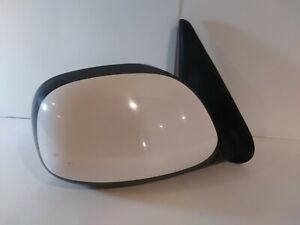 2001-2004 Toyota Sequoia side view mirror right side white used genuine oem nice