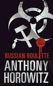 Russian Roulette by Anthony Horowitz (Hardcover, 2013) Prequel To Alex Rider
