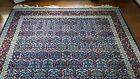 Handmade Hereke Turkish Wool Carpet Floral Pattern  7.5x11 HAK Carpet & Kilms