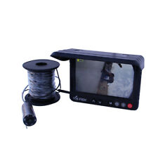 1200TVL 5inch TFT screen monitor 220 degree Fishing Camera Underwater Fishfinder